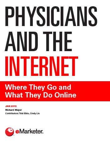 Physicians and the Internet