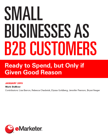 Small Businesses as B2B Customers