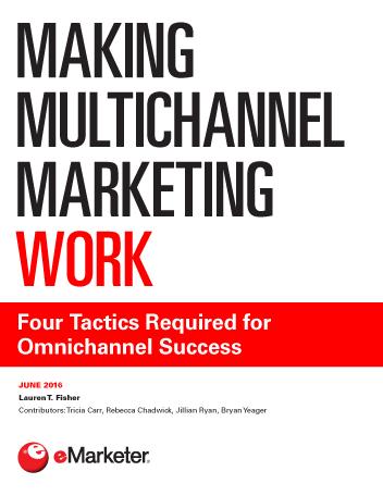 Making Multichannel Marketing Work