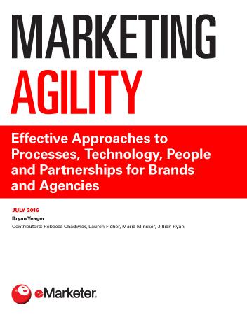 Marketing Agility