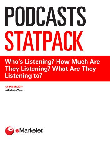Podcasts StatPack