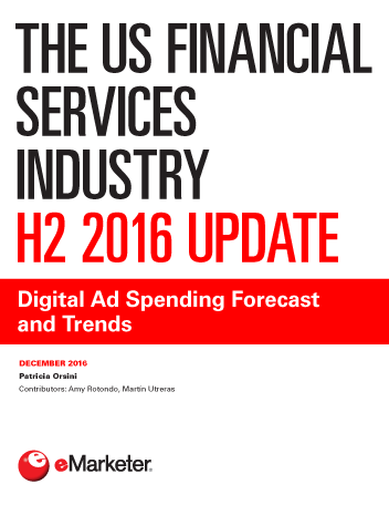 the us financial services industry h2 2016 update digital