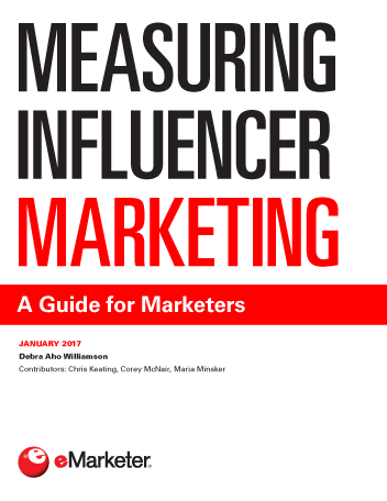 Measuring Influencer Marketing