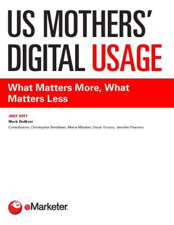 US Mothers' Digital Usage: What Matters More, What Matters Less