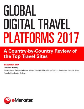 Global Digital Travel Platforms 2017