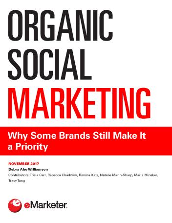 Organic Social Marketing