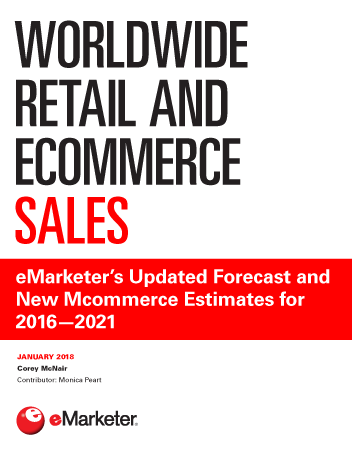 Worldwide Retail and Ecommerce Sales: eMarketer's Updated
