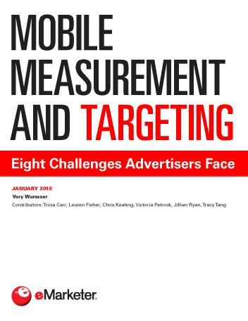 Mobile Measurement and Targeting