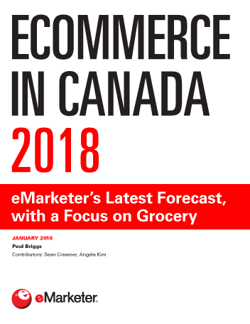 d4debf0175c Ecommerce in Canada 2018  eMarketer s Latest Forecast
