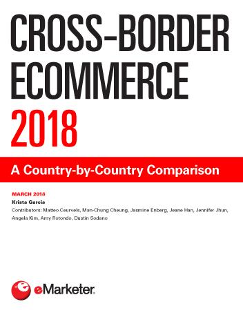 Cross-Border Ecommerce 2018